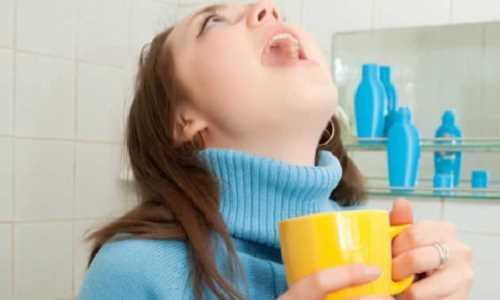 गले के गले के लिए घरेलू उपचार