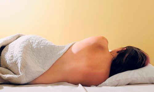 verbrennen mehr Kalorien durmieno ohne Kleidung